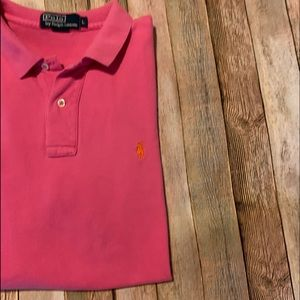 Polo by Ralph Lauren large classic mesh polo